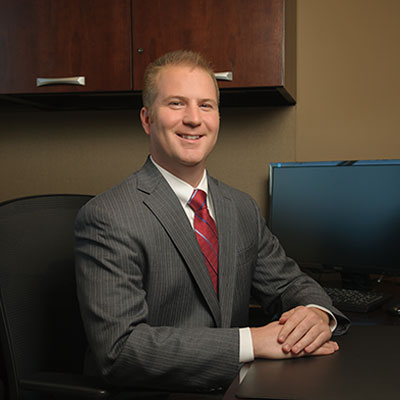 Aaron Pitcock - North Zanesville Office<br />AVP/Commercial Relationship Manager