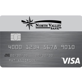 Credit Card Debit Cards Card Services North Valley Bank
