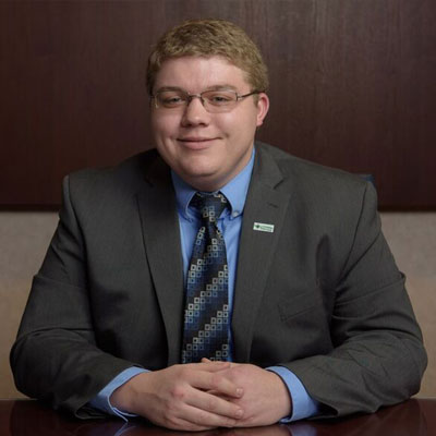 Jesse Martin - Zanesville Office<br />Treasury Management Specialist