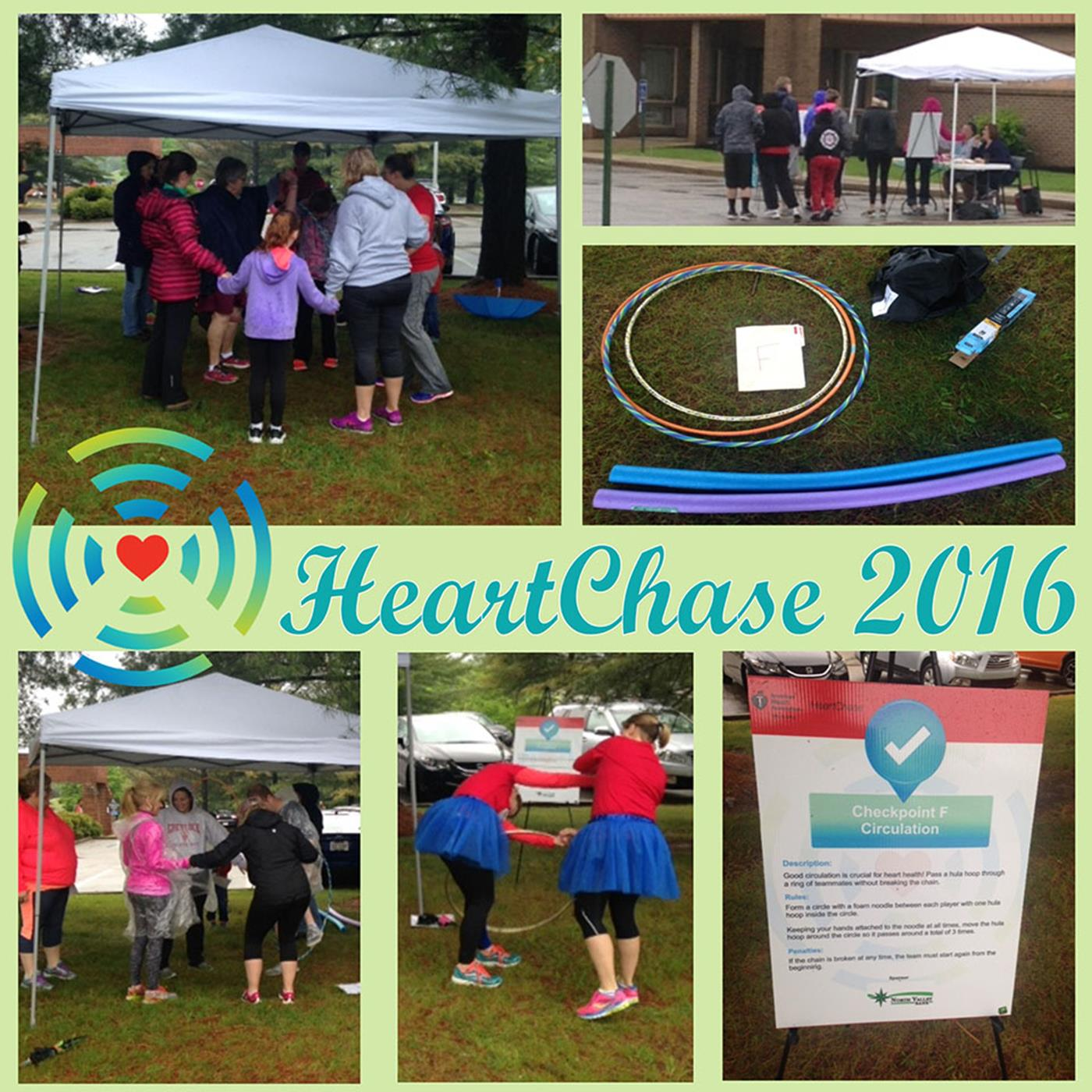 North Valley Bank Heart Chase 2016