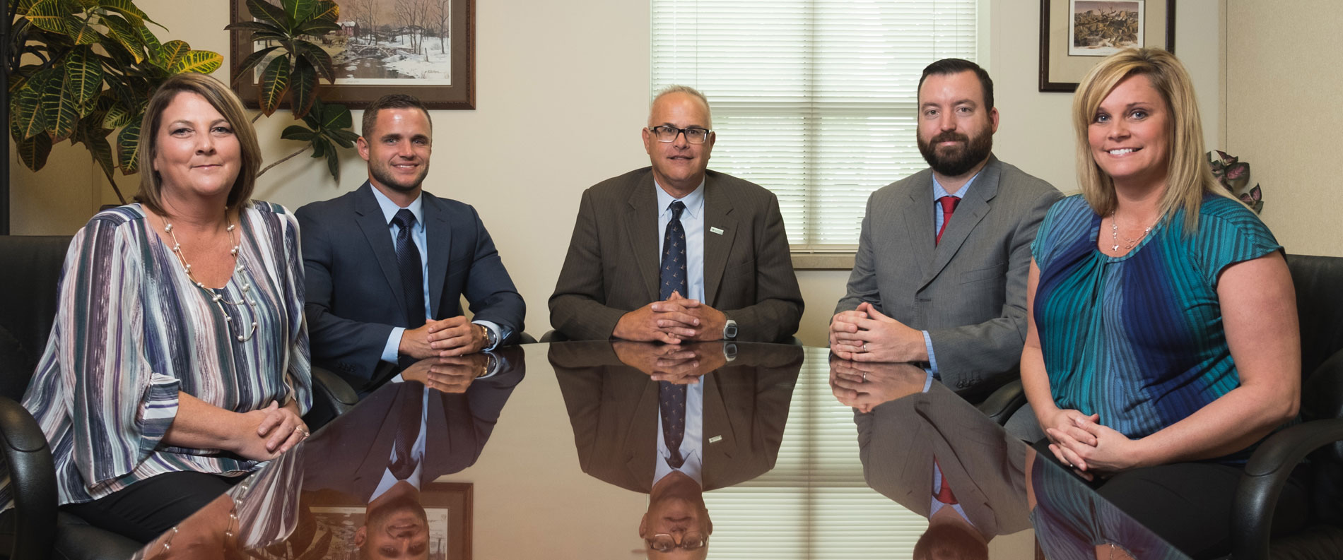 North Valley Bank SBA Lending Team