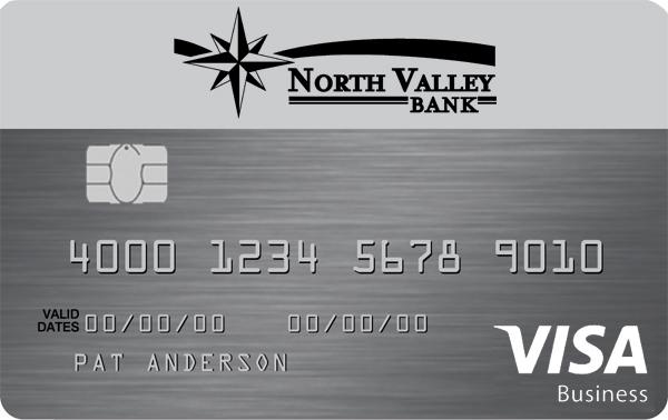 North valley bank southeastern ohio business card services north valley bank visa business card colourmoves
